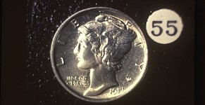 Grading Mercury Dimes with Bill Fivaz – Circulated Condition – VIDEO: 9:30