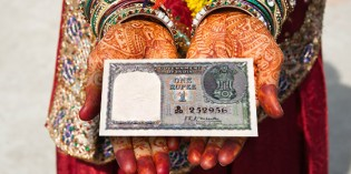 India to Introduce One Rupee Note Back into Circulation