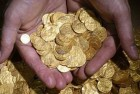 Divers Discover Largest Treasure of Gold Coins Ever Found in Israel (UPDATED April 26)