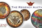 Legend Rare Coin Auctions opens up an exciting 2015 with $1.85m Regency Auction XI, as both toned and proof Morgan collections bring big money