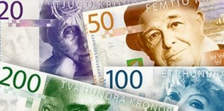 Sweden Introduces New Coins and Banknotes for 2015