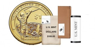 2015 Native American $1 Coin Products Available March 19