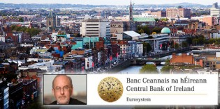 Central Bank of Ireland Governor Patrick Honohan Presentation on Irish Currency