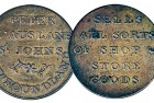 Rare 170-Year-Old McAuslane Token at Toronto Coin Expo