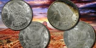 The Market for High and Low End 1884-CC Morgan Dollars – Video: 2:59