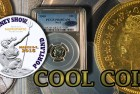Cool Coins! – ANA National Money Show 2015 – Portland, Oregon. VIDEO: 10.27