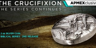 APMEX Offers Exclusive Release of The Crucifixion Coin