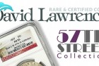 David Lawrence Rare Coins Purchases 6,000 Certified Coins from the Stack's-Bowers 57th Street Hoard
