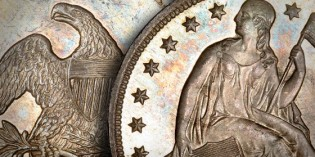 Legend Numismatics Announces Acquisition of the #1 All-Time Finest Set of MS Seated Dollars