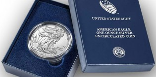 2015 American Eagle 1 Oz. Silver Uncirculated Coin Available March 26