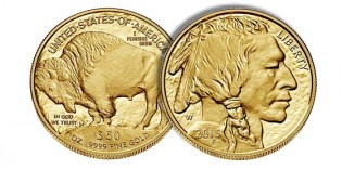 U.S. Mint to Open Sales for 2015 American Buffalo Gold Proof Coin April 9