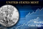 State of the Mint –  U.S. Mint Coin Sales as of April 26, 2015