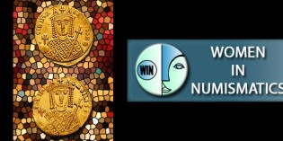 Women in Numismatics General Meeting, August 2014: Video: 8:17