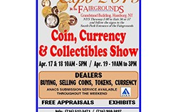 Buffalo Numismatic Association Gold and Silver Expo 2015