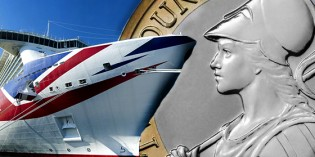 Royal Mint and P&O Cruises Commemorate Launch of Two Iconic Britannias