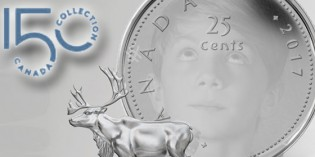 Royal Canadian Mint Invites Canadians to Vote on 2017 Circulating Coin Designs
