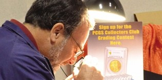 PCGS Brings  Back Coin Grading Contest At June Long Beach Expo