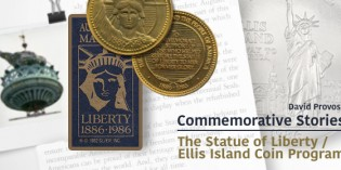 Commemorative Stories: 1986 Statue of Liberty-Ellis Island Part II