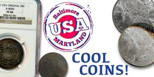 Cool Coins! – March 2015 Whitman Coin & Collectibles Expo (1 of 2). Video: 6:33.