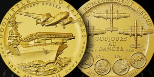Congressional Gold Medal Presented to the Doolittle Tokyo Raiders