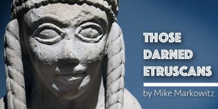 Those Darned Etruscans: Coins of the Rasna
