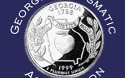 Georgia Numismatic Association Coin Show