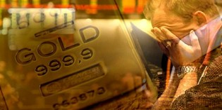 The Gold Newsletter – Gold Sadly Moves to Six-Week Lows