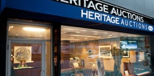 Heritage Auctions Expands Its New York City Offices