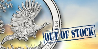 BREAKING NEWS: Kisatchie National Forest 5 Oz. Silver Bullion Coin Sold Out (UPDATED May 7, 2015)