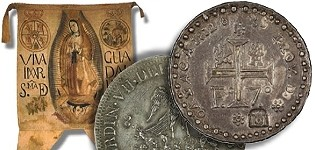 Collecting Coins from The Mexican War For Independence