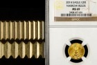 2014 $5 Gold Eagles with Narrow Reeds Discovered
