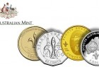 Royal Australian Mint to Offer Production Pieces at Auction May 26-28