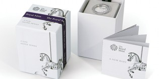 The Royal Mint to Gift Silver Pennies to Babies Born on the Same Day as the New Royal Baby
