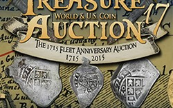 Sedwick's Treasure, World & U.S. Coin Auction #17