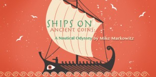 Ships on Ancient Coins