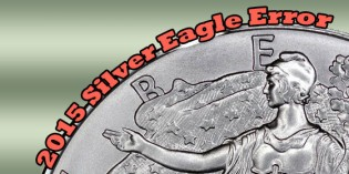 Rare Mint Error Found on a 2015 Silver Eagle