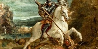 Celebrating St. George – Symbolic Saint of England and the Gold Sovereign Coin