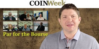 CoinWeek Weekly Coin Report – April 3, 2015 – Video: 8:26.