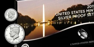 2015 U.S. Mint Silver Proof Set Available May 14