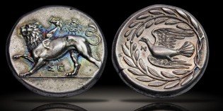 Ancient Coins: War and Peace – The Sikyon Stater
