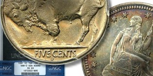 David Lawrence Rare Coins Auction Highlights – May 17, 2015