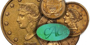 US Gold Coins – CAC Populations and Appearance Rarity: An Analysis