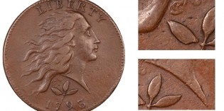 Counterfeit Coin Detection: 1793 Flowing Hair Cent