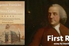 First Read: Benjamin Franklin in Terra Cotta