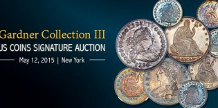 Heritage Auctions to Offer Last of Main Gardner Collection May 12