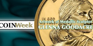 The Artwork of Medallic Sculptor Glenna Goodacre. Video: 4:19