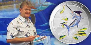 Gainesville Coins Announces Limited Edition Guy Harvey Precious Metals Collector Series