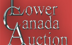 Lower Canada Online Auction