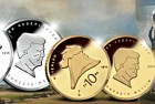 Netherlands Issues 200th Anniversary of Waterloo and Dutch Kingdom Coins