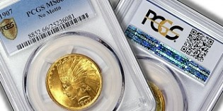 New PCGS Holder To Protect Coins, Combat Counterfeiting
